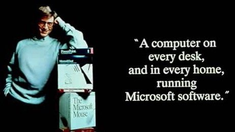 Did Bill Gates Really Say He Wanted A Computer In Every