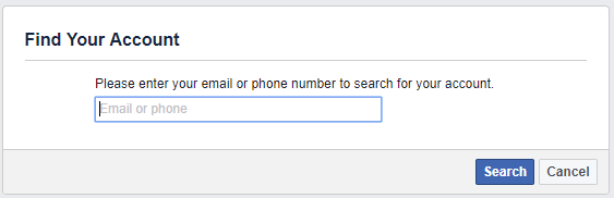 How to regain access to my Facebook account without having access to