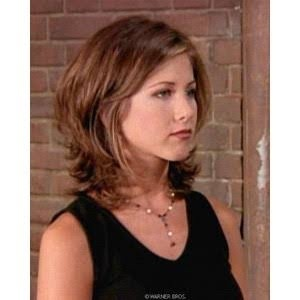 what was rachel green s best hair moment on friends   quora