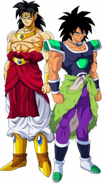 What Made Broly So Much Stronger In Dragon Ball Super Broly Than The Dragon Ball Z Movie Quora