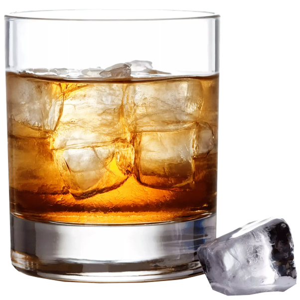 Why Do Some People Put Only 2 Ice Cubes In The Whiskey Glass