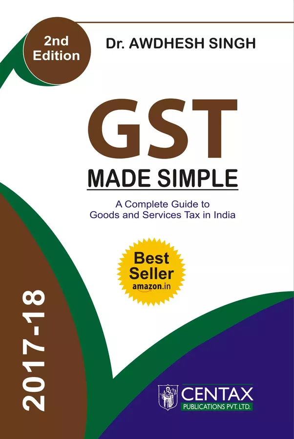 what is the best book to refer to study gst quora rh quora com Paperwork Guide Blip Scale User's Guide