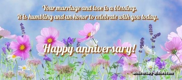 What can be the best anniversary wish for my girlfriends parents may joy love and happiness always be with you today tomorrow and always happy anniversary m4hsunfo