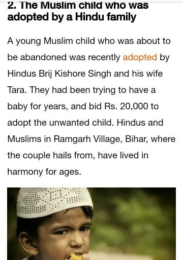 qdd.act.com_In what way have Hindus benefited from an act of kindness from a Muslim, and vice ...