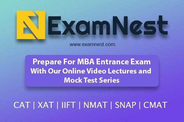 Mba Entrance Exam Book