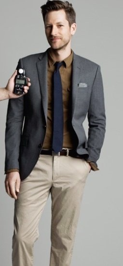 what color dress pants go well with a brown shirt quora