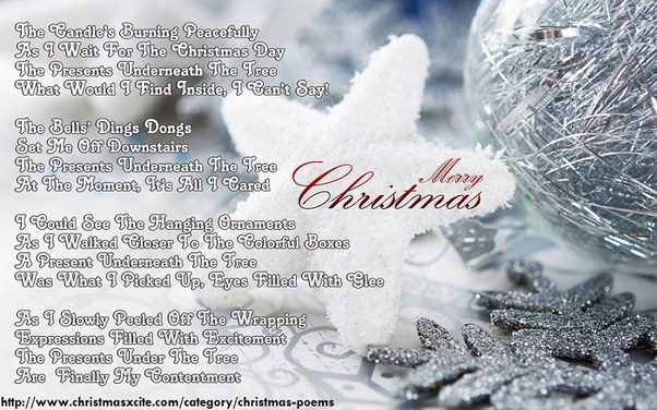 we have a huge collections of christmas poems which exaggerate you happiness with your friends and family stay contacted and enjoy your christmas with us