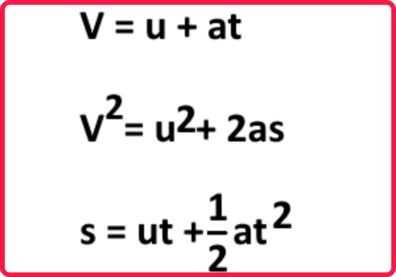 what s the best way to learn kinematic equations quora