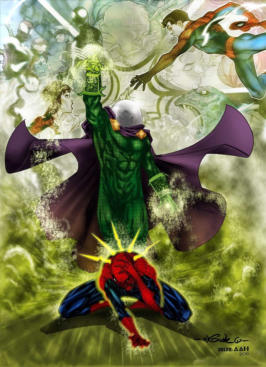 "What is Spider-Man's ""spider-sense?"" - Quora"
