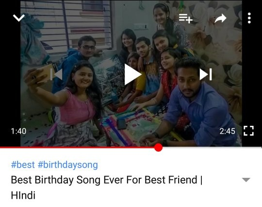 What Is The Best Birthday Song In Hindi To Dedicate My Female Best Friend On Her Birthday Quora