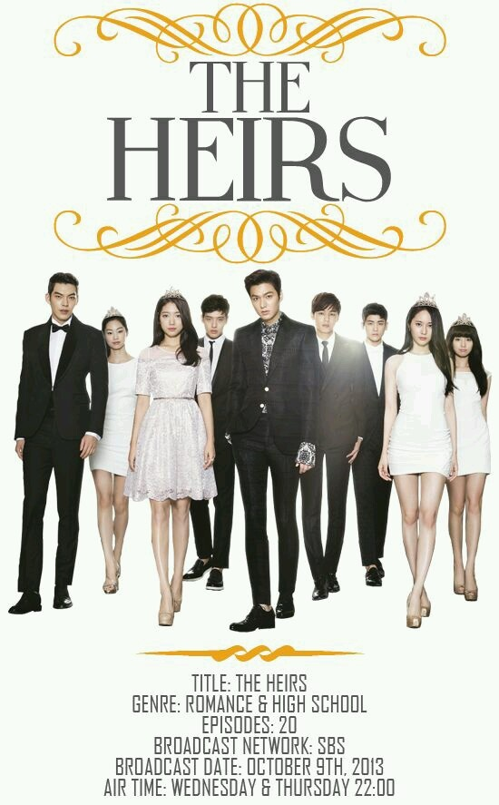Which is your favourite Korean series? Suggest some variety