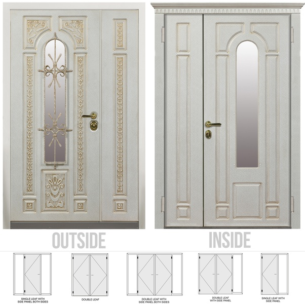 At The Doors Depot You Can Find A Great Variety Of Double Front Diffe Colors Affordable They Will Provide Your Home With Amazing