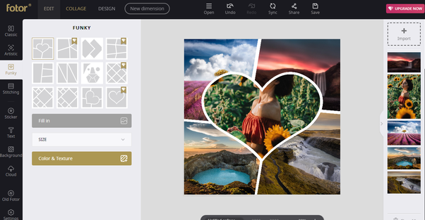 Where can I find a 100 photo collage maker? - Quora