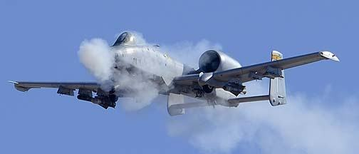 Couldn't attack helicopters and/or drones replace the A-10 ...