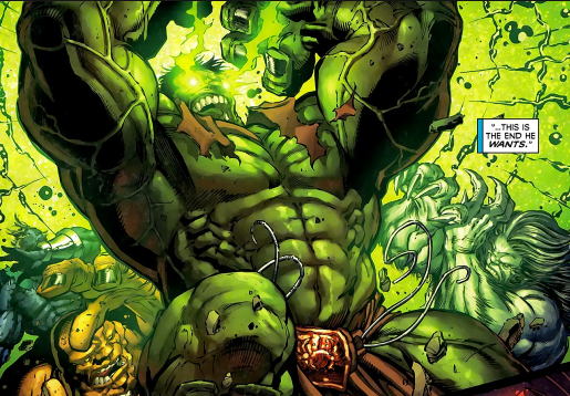 World War Hulk Comic Pdf