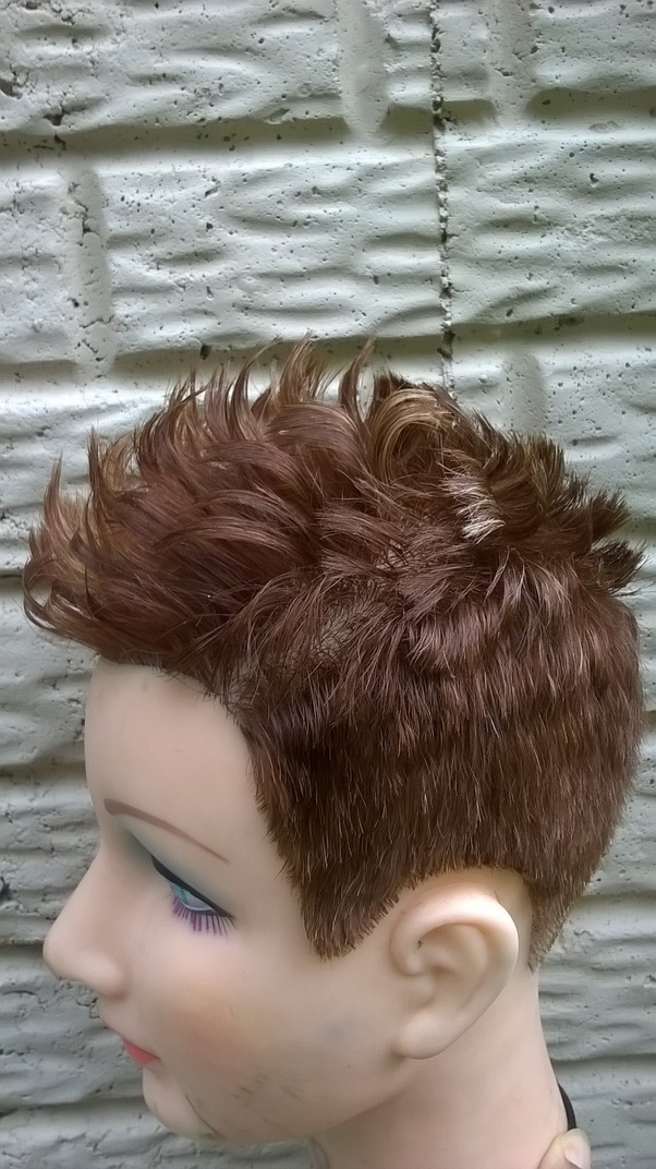 What is the coolest color that dark brown hair could be dyed ...
