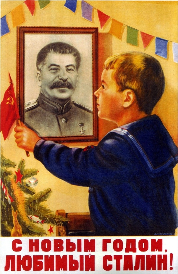 Happy New Year Beloved Stalin