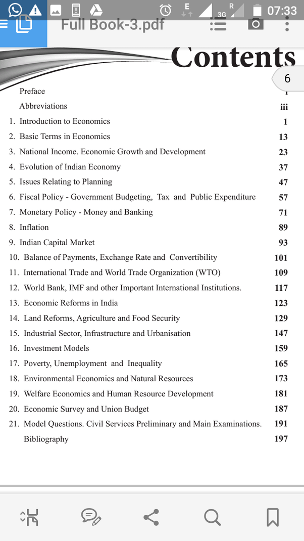 What are the best economics books to study for the IAS