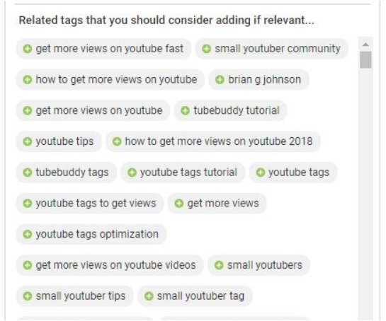 How to make my YouTube videos come on the top of YouTube