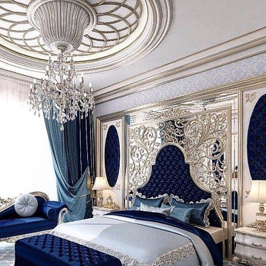 What Are Some Old Hollywood Glam Bedroom Ideas?