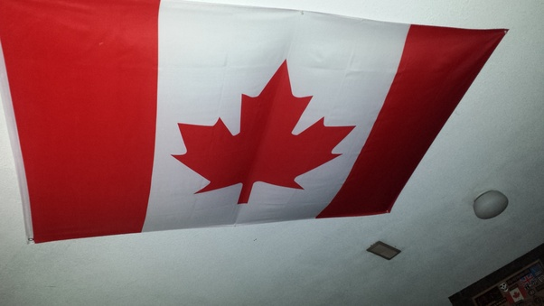 What Exact Colour Is The Canadian Flag Quora