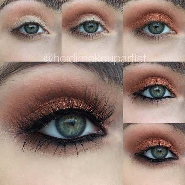 What Is The Best Eyeshadow Color For Green Eyes?