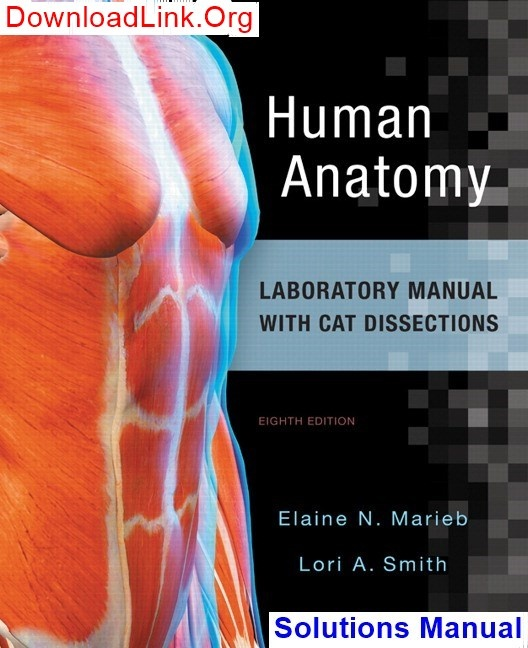 human anatomy and physiology lab manual 12th edition free download