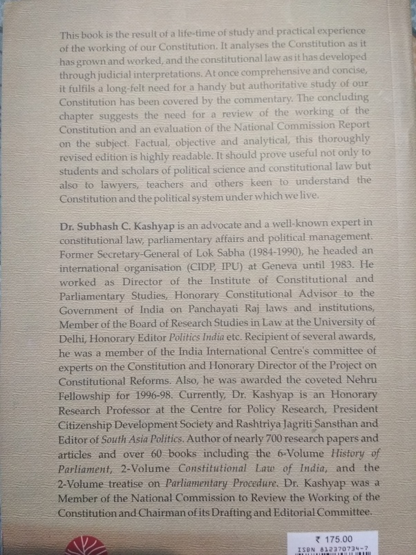 Jn Pandey Constitutional Law Pdf