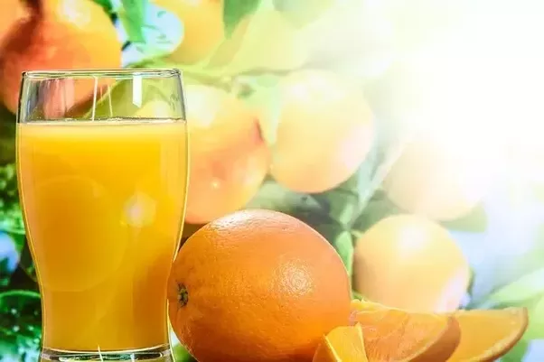 Why do i feel sick when i drink orange juice quora the acidity in orange juice can be also overwhelming on an empty stomach thecheapjerseys Image collections