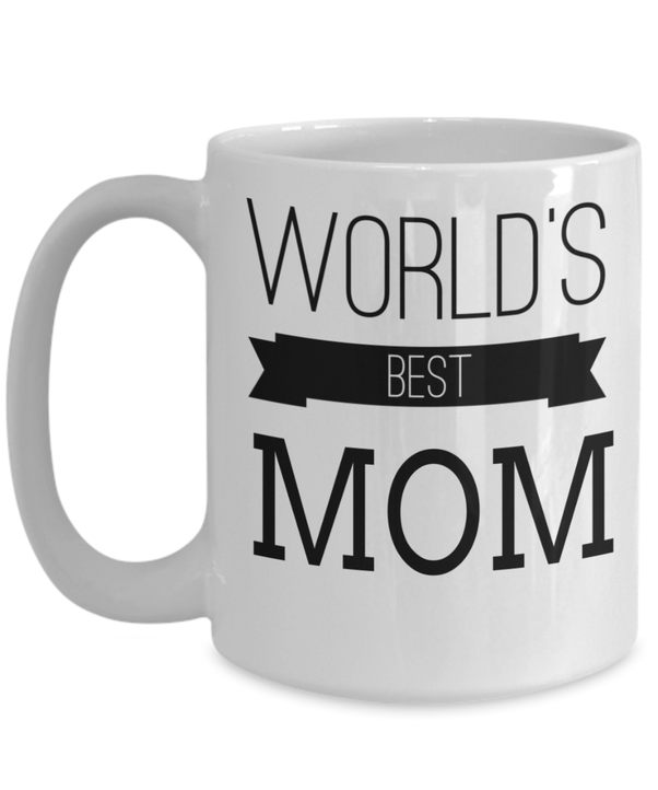 Best Mom 15oz Coffee Mug Mugs