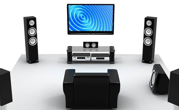 Neither A Sound Bar Nor Any Other Systems Like 2 1 Channel Stereo Setup Can Match The Quality Of Home Theatre System