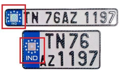 RTO Update : High Security Number Plate Online Registration Form 2020-21