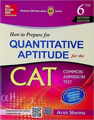 What are the section wise best books to prepare for cat quora how to prepare for quantitative aptitude for cat by arun sharma fandeluxe Image collections