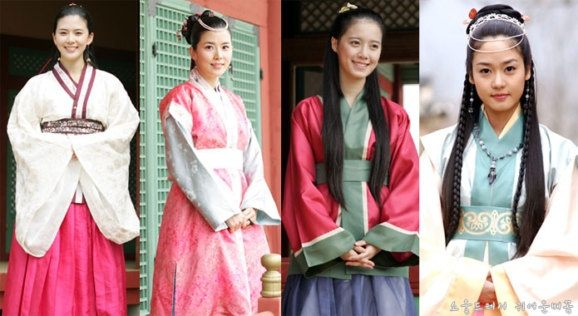 South Korea Why Does Korean Traditional Costume Look Similar To