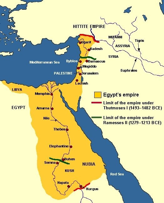Did the ancient egyptians have a world map quora c egypt gumiabroncs Images