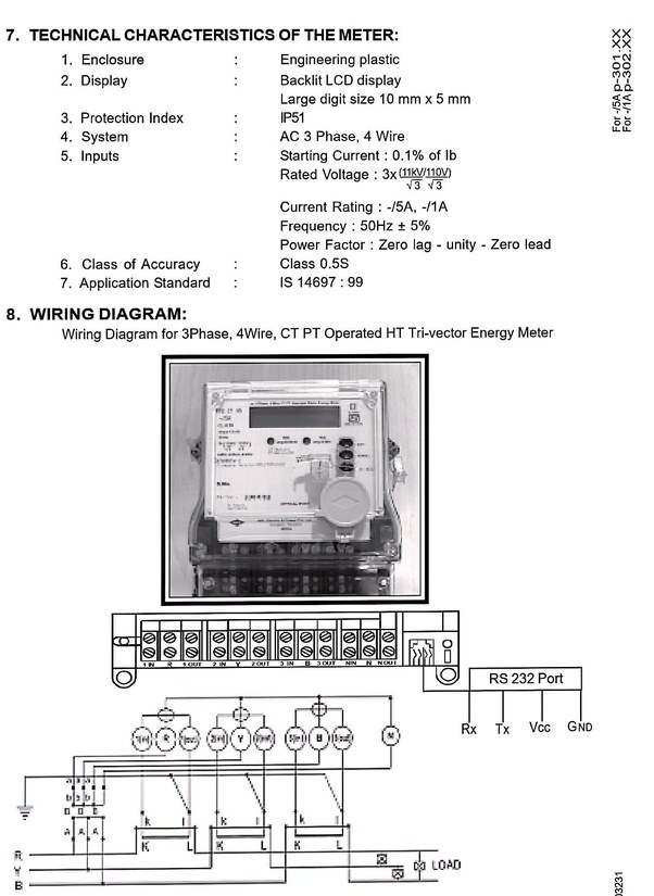 how is the 11kv energy meter wiring quora rh quora com