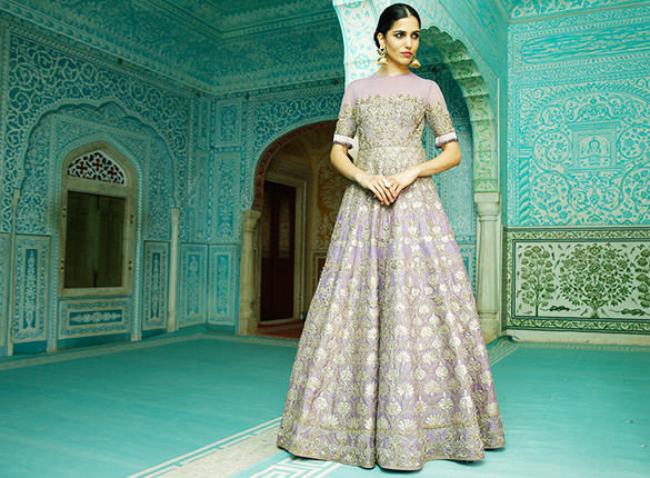 What is the traditional dress for an Indian wedding? - Quora