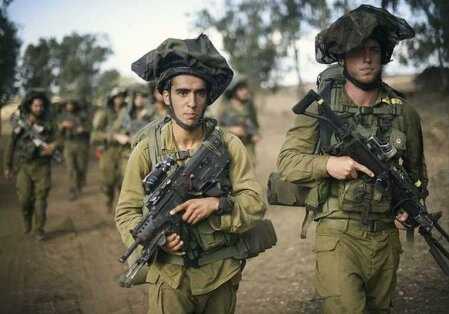 israeli army headgear