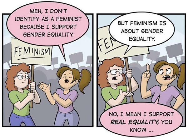 why are you a feminist