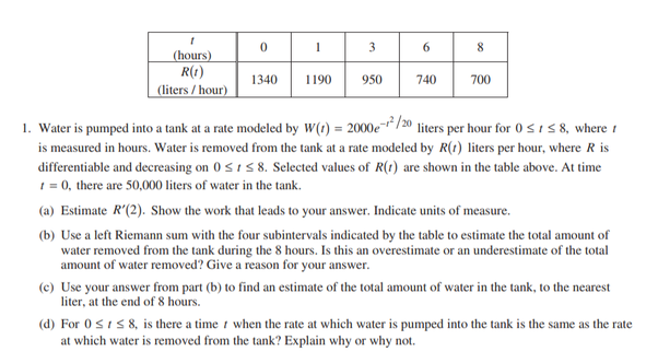 What are some useful AP Calculus BC questions to study for