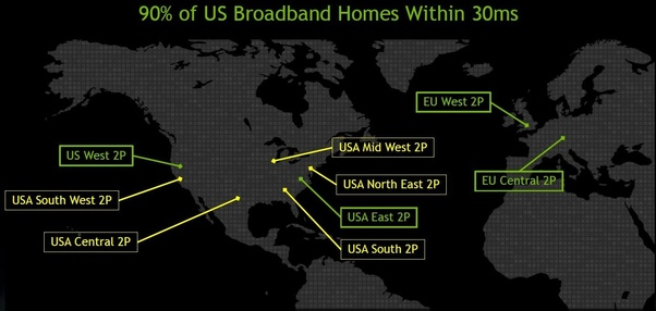 How does, or how can Google Stadia address internet bandwidth, speed