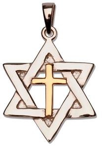 Is it wrong for a christian to wear a star of david necklace quora jew might compromise on a pendant that shows both a star of david and a cross although that might send the signal that the wearer is a messianic jew aloadofball Gallery