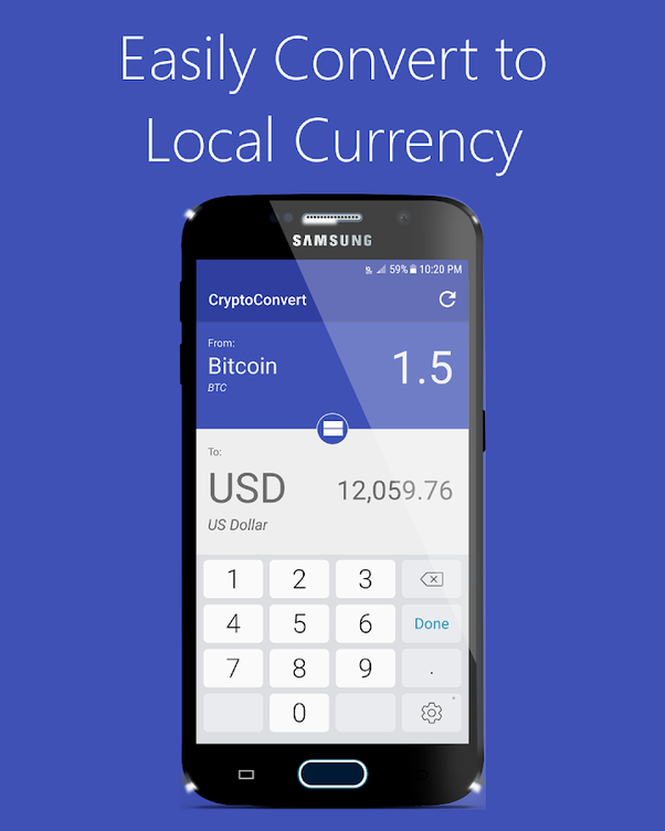 cryptocurrency wallet for android