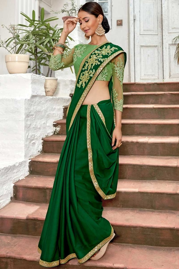 Which Is The Best Online Store To Buy A Designer Saree On