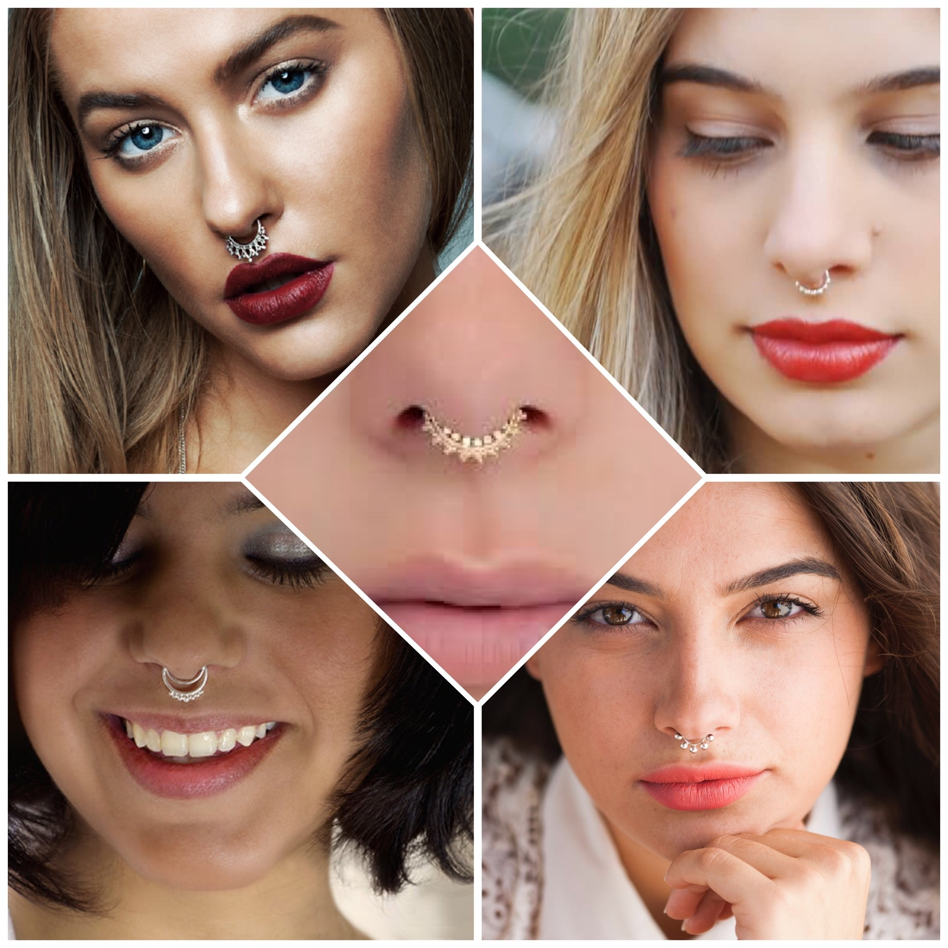 What Do Guys Think About Girls With Septum Piercing Quora