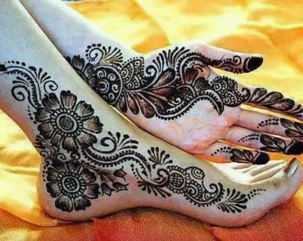 A To Z Mehndi Designs : What are the latest mehndi design for eid ramadan? quora