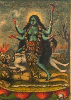 What are 10 Mahavidyas in Tantra Shastra? - Quora
