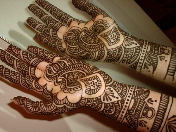 Mehndi Ceremony Wiki : Which is the most amazing design of mehndi heena you have ever