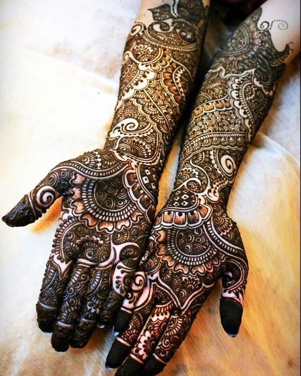 Indian Bridal Henna Designs: Is It Considered Culturally Appropriative To Get Henna