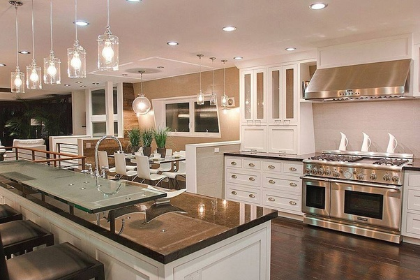 Space From The Counter Top To Bottom Of Your Wall Cabinetry Usually Is 1 5 Feet 18 Inches And Anywhere 24 42 Tall Depending